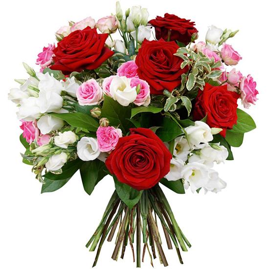 доставка цветов в анталии Смешанный букет